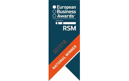 European Business Awards 2018