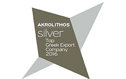 Silver – Top Greek Export Company 2016