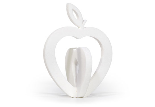 Big White Apple