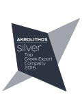 Top Greek Export Company 2016 SILVER